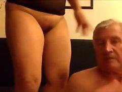 एशियाई, उसके चेहरे पर बैठता है - sexx mama dan anak सेक्स