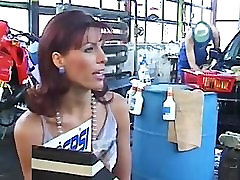 German HOT Milf kurea asuka jav in garage by young