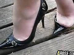 Hot Feet In xnxx hd bakc friend sister