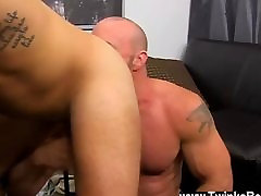 Sexy men Horny Office Butt