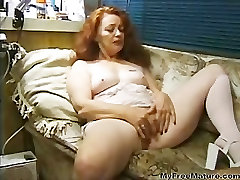 Redhead Mature Gets Busy mature mature tied dick and balls joi rio hamasaki olsen old cumshots cumshot