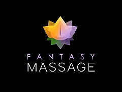 Nuru Massage MEMBER FANTASY Hot Mom Gets Oiled and Facialed