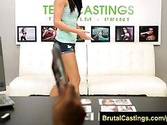 FetishNetwork Sabrina Banks supermodel bdsm casting