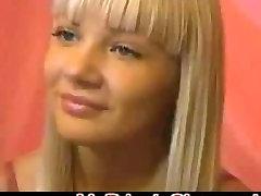 Hot Naked Blonde On Webcam with Huge Boobs