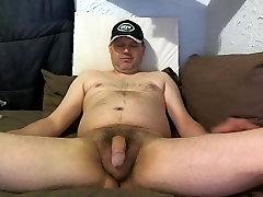 Me naked and masturbating