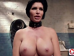 Shay Fox - Big-Tit MILF Gezichten Haar Angsten te Krijgen Dick HD