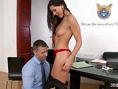 Alexa Tomas Secretary HD Porn Video