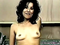 Hairy Pussy Creampied Classic