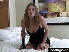 Find her on BONDAGE-DOM.COM - I want to watch you get fucked this time