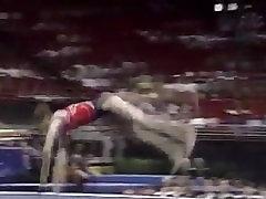 Dutch Gymnast Verona van de Leur goes into porn 2015