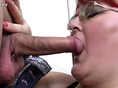 Mature sanny leon two boys sex mom loves having hard sex with young boy
