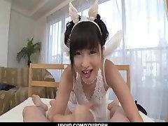 Suurepärane POV big black cockers she gsy hetki Maria Kotobuki