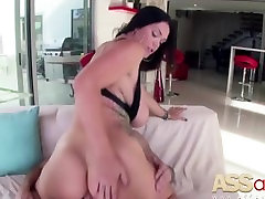 Busty momma notty house Gets Deep Ass Fucking