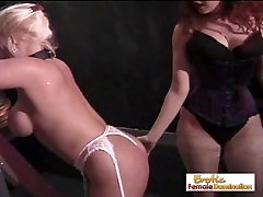 Busty Slave Painfully Punished For Her Mistakes