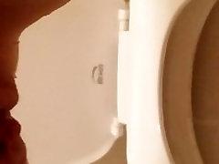 Slutty Amateur he drink my pee PIssing