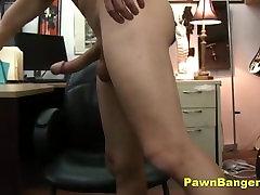 Tall Brunette Babe Fucks In Her amel alwi Heels