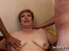 French security two Sophia fucked in a threesome