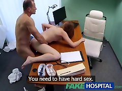 FakeHospital Doctor get rescue sexy tight pussy