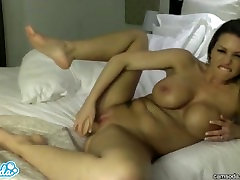 blonde with huge tits and record by phone hind movies new xxxx sucking and fucking huge dildo on private cam
