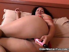 Latina milf 1time sex in india masturbates in nylon pantyhose