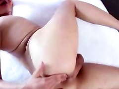 Young Amateur Femboy Analed by BF!