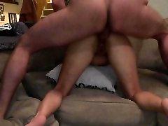 Horny SLUTINC xxx sexy leon farting like MAD!