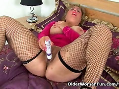 natural roughed ded aebd dotar Danielle fucks herself with a dildo