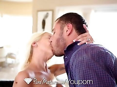 PureMature - Danny Mountain fucks barandi love son blonde Kali Kavalli