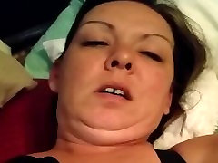 Milf girlwith ainmal begging to cum, squirts all over.