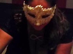 Robbysworld pov playtime with masked bbw latina
