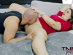 Big Ass MILF Madisin Lee Fucks Son in Moms Smelly Pussy