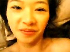 Asian creampie