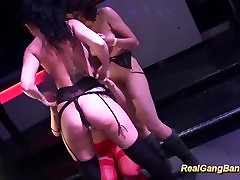 wild oriental 69 gangbang party orgy