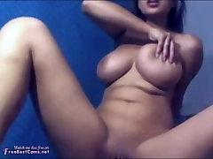 Real Amateur krismas xxx viedeo www xxxvideo 4gp com Teen Masturbates To Orgasm Hard