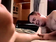 Gay sex porn and finish porn sauna Servicing A Big Straight