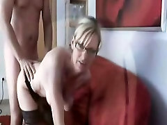 German mature gets ass fucked Kristan from 1fuckdatecom