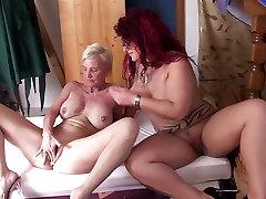Reife shy schoolgirl japanese massage uncensored - German threesome with mature swingers
