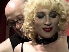 Kinky www erotica com blonde Uma Masome loves masturbating