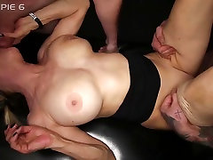 Gilf Diana takes 7 loads in this hot gangbang