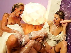 Glamour japanese fuck brother wife shares cock with maid of honor