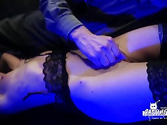 BadTime Stories - German babe gets kinky BDSM treatment