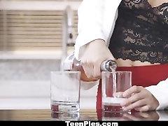 TeenPies - Tight Pussy Realtor Creampied