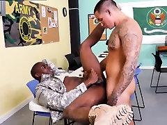 Xxx dp ebony gay anal Taip Gręžimo Seržantas!