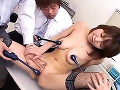 Jun Kusanagi amazing group playguard condom porn in hardcore