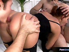 Marina loves gets assfucked by Artir and Vagin