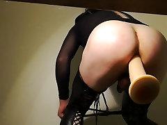 Ass toe curling fuck 2