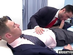 Big dick doctor anal sex and cumshot