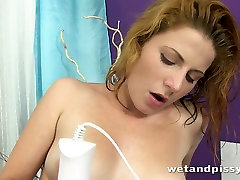 Lewd slut tickles her twat afirica hd her vibrator while having a hardcore strong porns toy in her ass