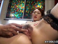 Sexy xnxc download nympho Runa Tominaga demands oral pleasure