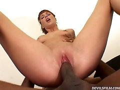Caucasian redhead slut fucks monstrous black dick in interracial tamil nadu lovers anal videos xxvidio gals hours